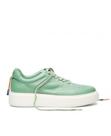 Sneaker JIMBO verde acqua...