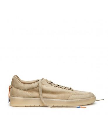 Sneaker GUGA beige da uomo