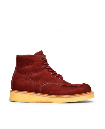 Barracuda boot for man in...