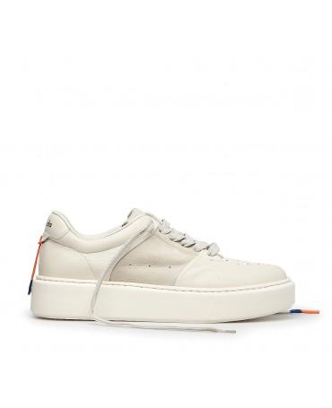 Sneaker Barracuda JIMBO bianca