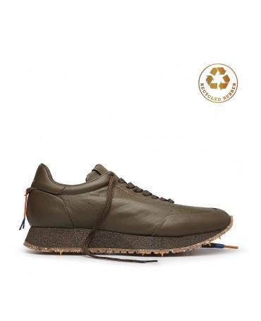 Sneaker Barracuda ROCKET verde