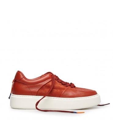Sneaker Barracuda JIMBO Rossa