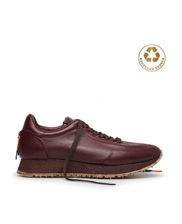 Barracuda ROCKET red sneaker